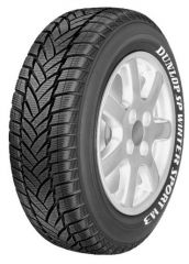 Шина Dunlop SP Winter Sport M3 265/60 R18
